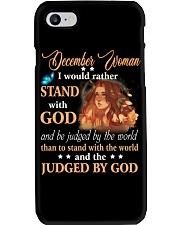 DECEMBER WOMAN Phone Case thumbnail