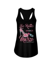 MARZO LAS REINAS Ladies Flowy Tank thumbnail