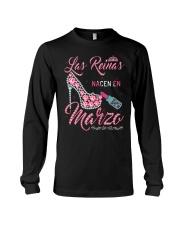 MARZO LAS REINAS Long Sleeve Tee thumbnail