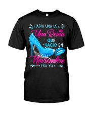 REINA DE NOVIEMBRE Classic T-Shirt thumbnail