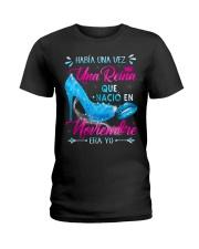 REINA DE NOVIEMBRE Ladies T-Shirt front