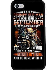 H- SEPTEMBER MAN Phone Case thumbnail