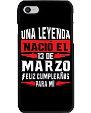 13 DE MARZO Phone Case thumbnail