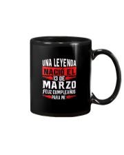 13 DE MARZO Mug thumbnail