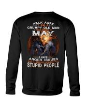 H - MAY MAN Crewneck Sweatshirt thumbnail