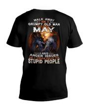 H - MAY MAN V-Neck T-Shirt thumbnail