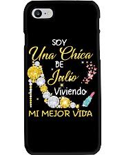 Una Chica Julio Phone Case thumbnail