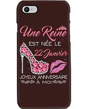 22 Janvier Phone Case thumbnail