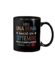 UNA REINA SEPTIEMBRE Mug thumbnail