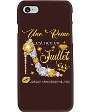 Une Reine Juillet Phone Case thumbnail