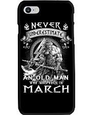 H- MARCH MAN  Phone Case thumbnail