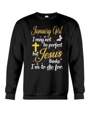 JANUARY GIRL-D Crewneck Sweatshirt tile
