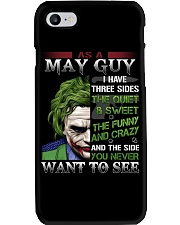H - MAY GUY Phone Case tile