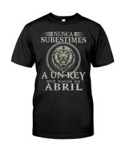 REY DE ABRIL Classic T-Shirt front