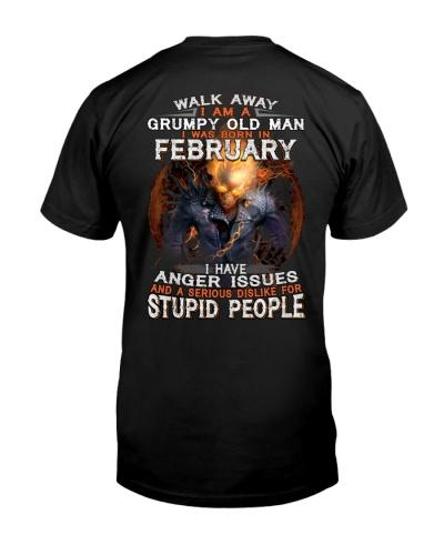 H - FEBRUARY MAN