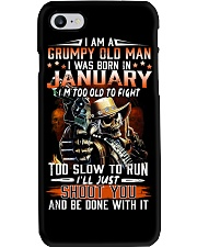 H- JANUARY MAN Phone Case thumbnail