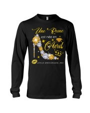 Une Reine Avril Long Sleeve Tee front