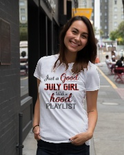 JULY GIRL Ladies T-Shirt lifestyle-women-crewneck-front-5