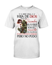 H - CHICA DE DICIEMBRE Classic T-Shirt tile