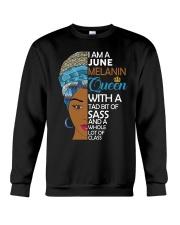 JUNE QUEEN Crewneck Sweatshirt tile