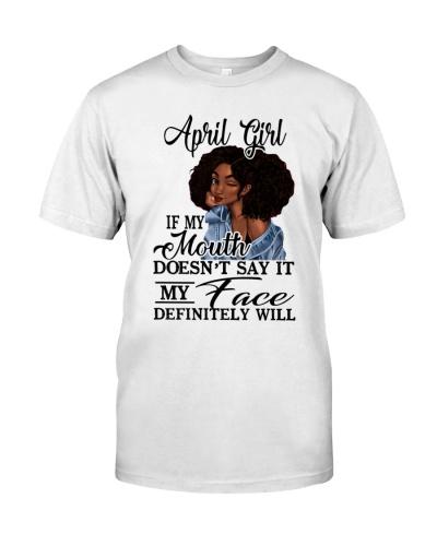 APRIL GIRL- D