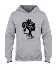 AUGUST QUEEN Hooded Sweatshirt thumbnail