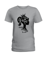 AUGUST QUEEN Ladies T-Shirt thumbnail