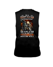 Grumpy old man Sleeveless Tee tile