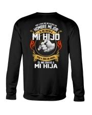 Camisetas Sublimadas Hombre Mejor para Papa Crewneck Sweatshirt thumbnail