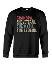 GRANDPA THE LEGEND Crewneck Sweatshirt thumbnail