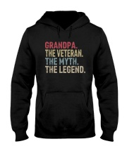 GRANDPA THE LEGEND Hooded Sweatshirt tile