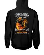 JANUARY MAN Hooded Sweatshirt thumbnail