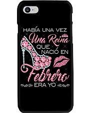 REINA DE FEBRERO Phone Case thumbnail