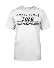 H - APRIL GIRL Premium Fit Mens Tee thumbnail