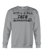 H - APRIL GIRL Crewneck Sweatshirt thumbnail