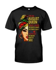 AUGUST QUEEN-D Classic T-Shirt thumbnail
