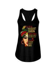 AUGUST QUEEN-D Ladies Flowy Tank thumbnail