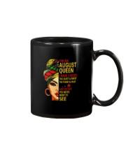 AUGUST QUEEN-D Mug thumbnail