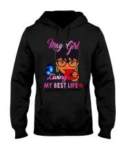 MAY GIRL Hooded Sweatshirt tile