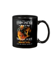 H - APRIL MAN Mug thumbnail