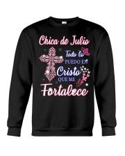 H - CHICA DE JULIO Crewneck Sweatshirt thumbnail