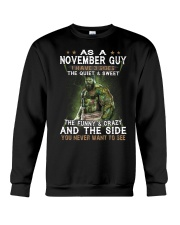 NOVEMBER GUY Crewneck Sweatshirt thumbnail