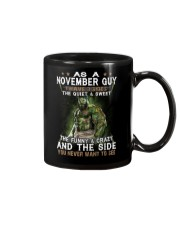 NOVEMBER GUY Mug thumbnail