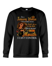 JANUARY WOMAN  Crewneck Sweatshirt thumbnail