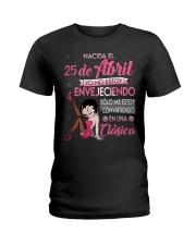 25 DE ABRIL Ladies T-Shirt thumbnail