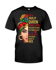 JULY QUEEN Classic T-Shirt thumbnail