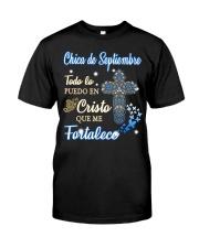 CHICA DE SEPTIEMBRE LHA Classic T-Shirt thumbnail