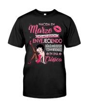H - REINA DE MARZO Classic T-Shirt thumbnail