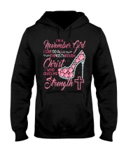 NOVEMBER GIRL LHA Hooded Sweatshirt thumbnail