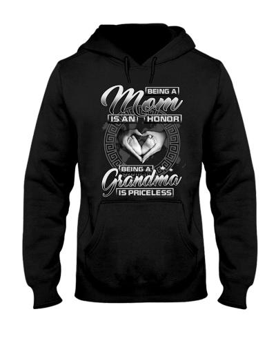 Graphic Printed Tee Shirts for Grandma-LHA